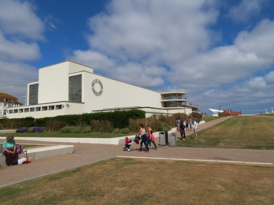 HTA's Summer Picnic at the De La Warr Pavilion